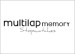Multilap Memory Stopwatches