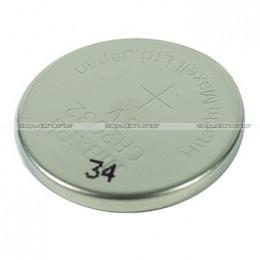Maxell Lithium CR2032 stopwatch batterij