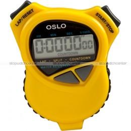 OSLO M1000W Stopwatch Yellow