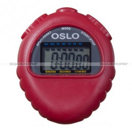 OSLO M427 Stopwatch Red
