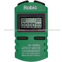Robic SC-505W Stopwatch - Green