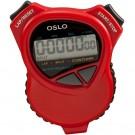 OSLO M1000W Stopwatch Red