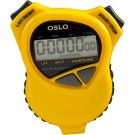 OSLO M1000W Stopwatch Yellow