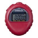 OSLO M427 Stopwatch Red