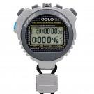OSLO Silver 60 Stopwatch